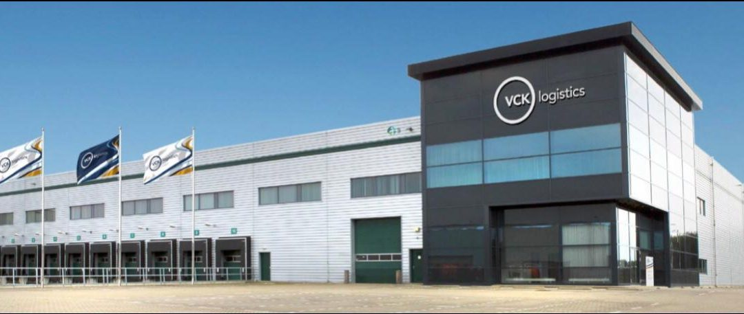 Luso and VCK logistics have signed an agreement to support supply chain from the warehouse in Rotterdam