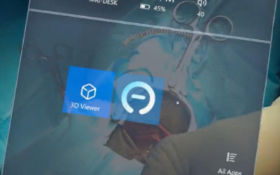 OptipVet superimposes real-time live support