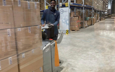 Luso Services can support and manage your company's supply chain